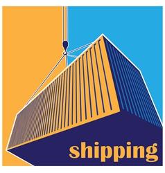 Shipping vector
