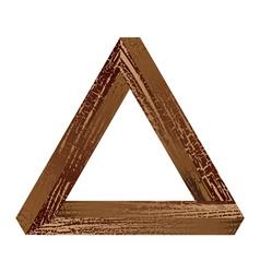 Fantastic triangle vector