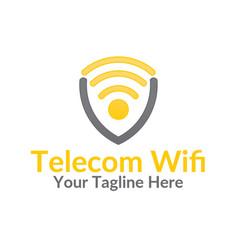 Telecom wifi vector