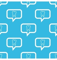 Tooth message pattern vector