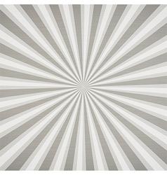 Steel rays metal background vector image vector image