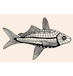 Fish 195 05 vector