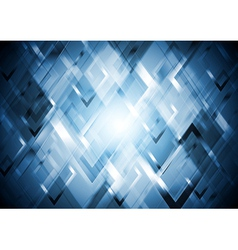 Glossy technical background vector