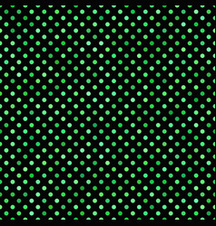 green seamless dot pattern background - graphic vector image