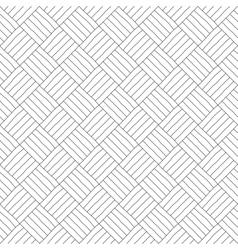 Handmade geometric pattern - seamless vector image