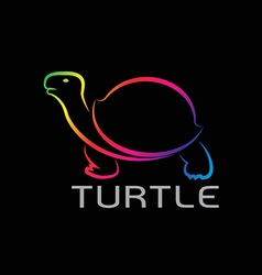 Images of turtle design vector