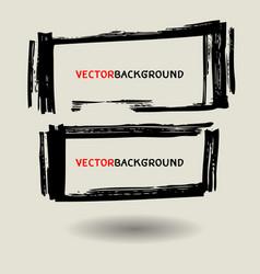 marker paint texture background set vector image