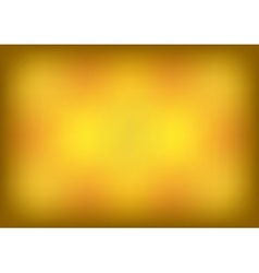 Orange Gold Celebrate Blur Background vector image