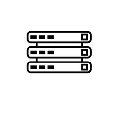 routers icon vector image
