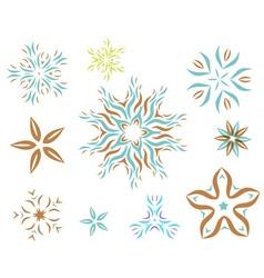 Artmark vector image vector image