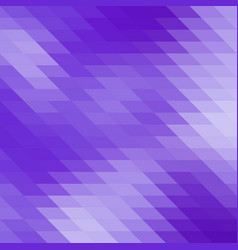 abstract purple colorful geometric background vector image