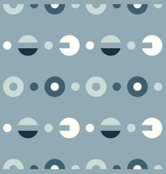 Engineer system parts symmetry seamless pattern vector