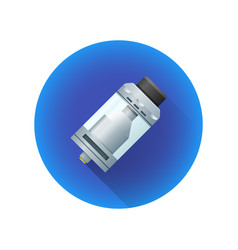 vaporizer atomizer device vector image