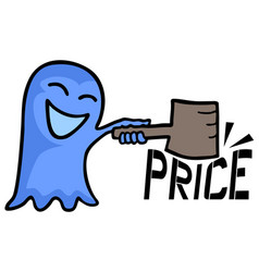 Ghost and price vector