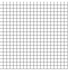 metal grid seamless on white vector image