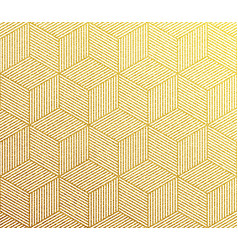 seamless golden pattern texture with abstract vector image