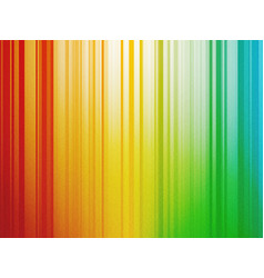 colorful striped noise background vector image