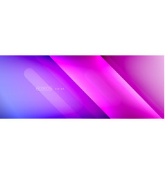 dynamic lines abstract background 3d shadow vector image
