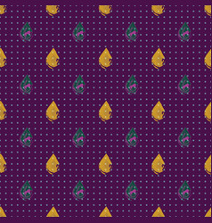 Geometric seamless repeat pattern vector