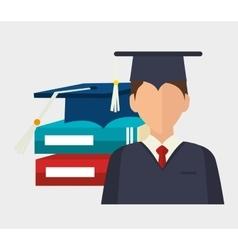 Academic excellence design vector