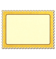 Stamp icon eps10 vector image