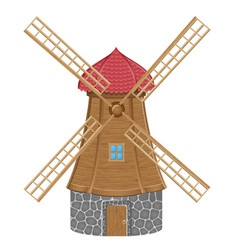 Windmill 01 vector