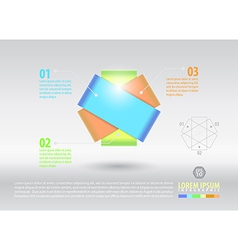 Element infographic vector image vector image
