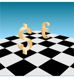 forex game vector image vector image