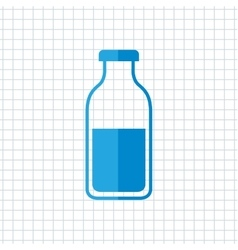 Dairy product design vector