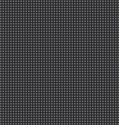 Carbon Metallic Texture vector image