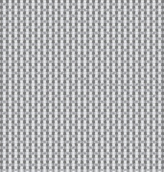 Linen texture fabrick gray vector image