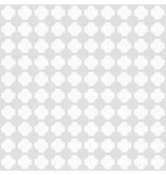 Geometric pattern seamless background vector image