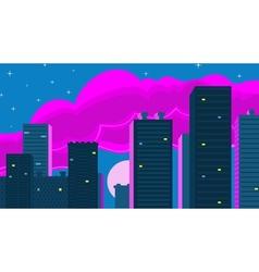 Pink Dawn vector image