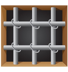 Prison bar 01 vector