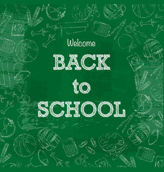 school signs wallpaper vector image