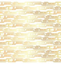 Seamless PCB vector