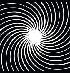Spiral background circular vector