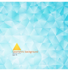 Seamless abstract icy background vector image vector image