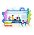 Online training group lessons seminars