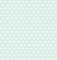 seamless triangle simple pattern vector image vector image