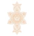 Svadhisthana Chakra Mandala vector image vector image