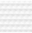 White shapes texture - seamless background vector image vector image