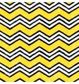 Zigzag seamless pattern Hand-drawn background vector image vector image
