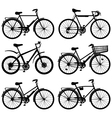 Bicycle Pictogram vector image vector image