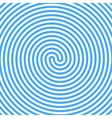 Blue Water Whirlpool Abstract Spiral Background vector image