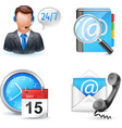 Business icons vector | Price: 3 Credits (USD $3)