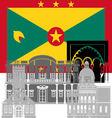 Grenada vector image vector image