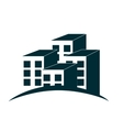 Houses Logo vector image vector image