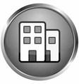 symbol icon building vector image vector image