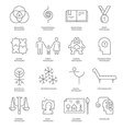 Counseling Icon Collection vector image vector image